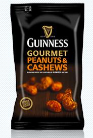 Guinness Gourmet Peanutzs-Cashews