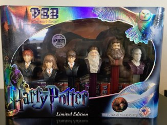 PEZ Edition Harry Potter Box