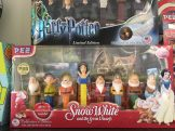 PEZ Harry Potter und Snow White-Edition