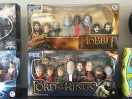PEZ Hobbit-Edition und Lord of the Rings