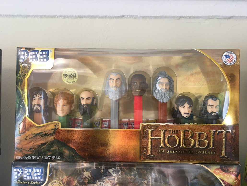 PEZ Edition Box Hobbit