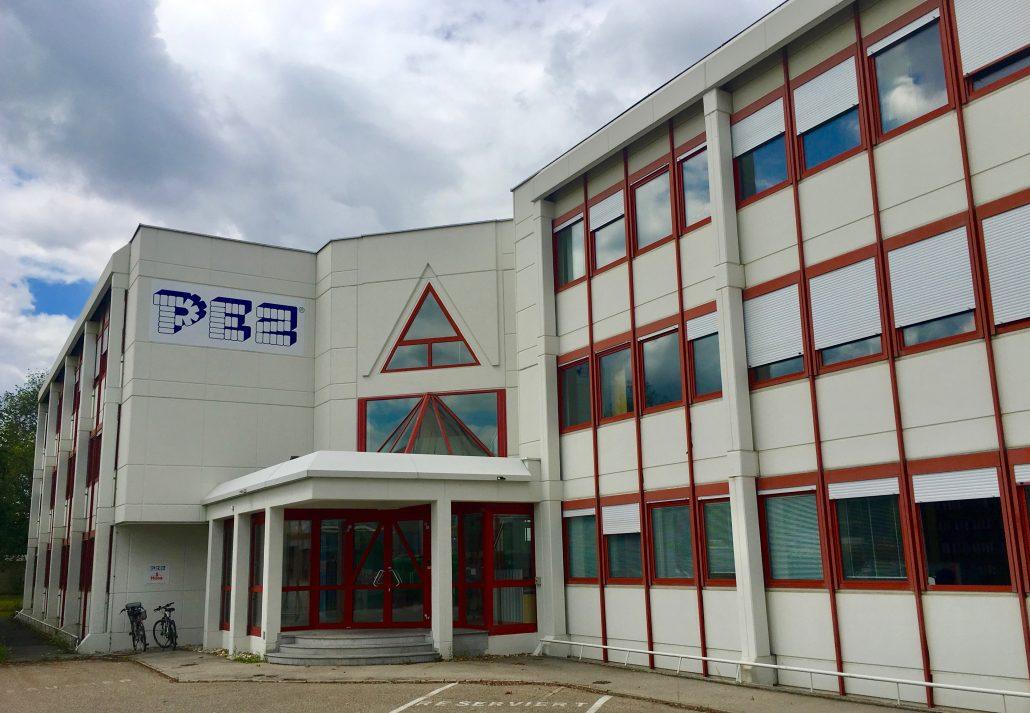 PEZ Zentrale Traunstein