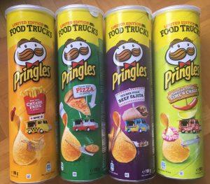 Pringles Food Truck