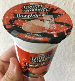 Hochwald Halloween Gruselmousse Vampirblut Blutorange