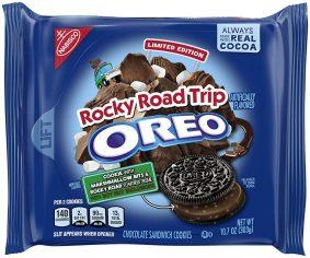 Mondelez Oreo Rocky Road