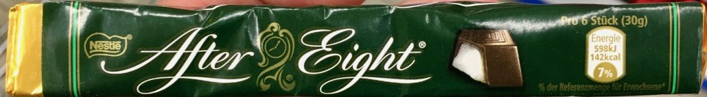 After Eight Stick