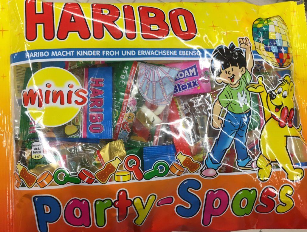 Haribo Mini Partyspaß