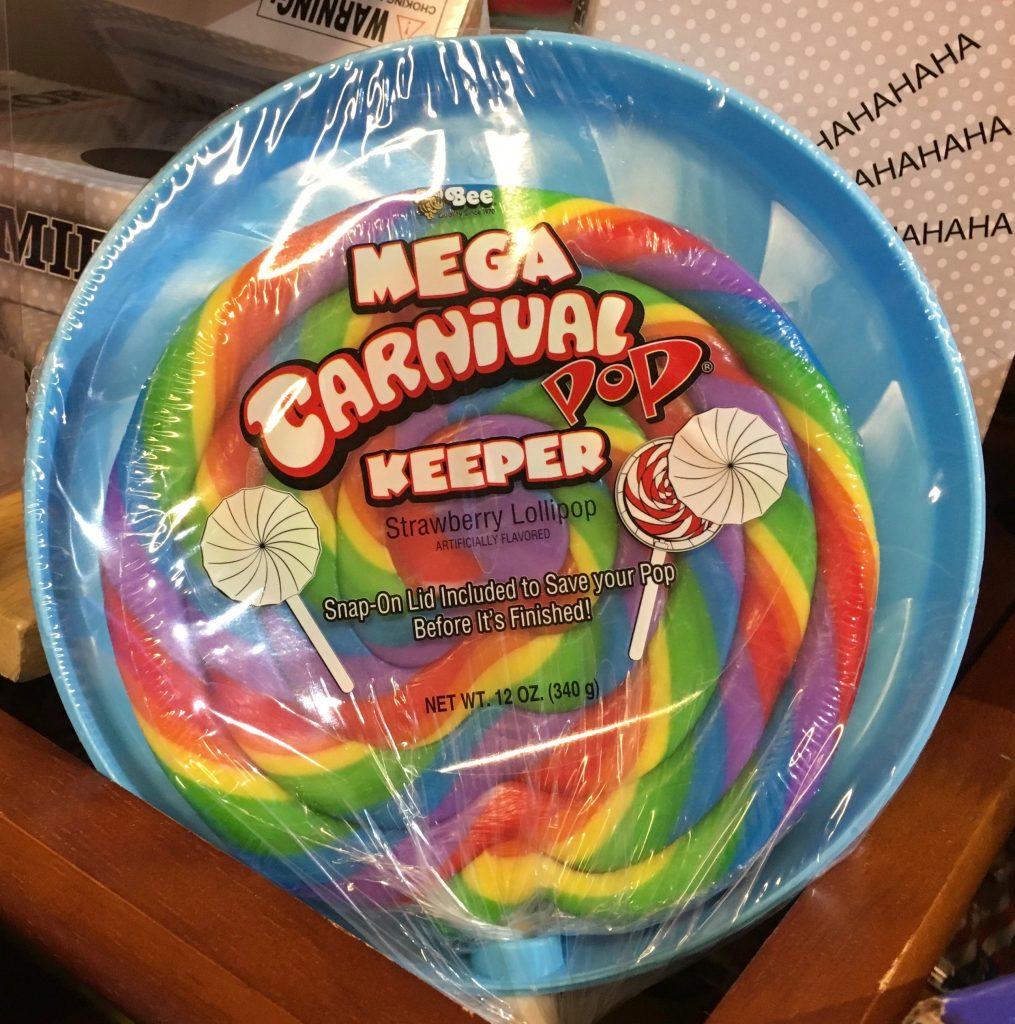 Mega Tarnival Keeper Lollie Regenbogen
