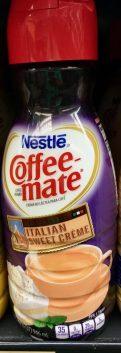 Nestle Coffeemate Italien Sweet Creme