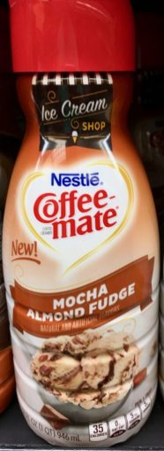 Nestle Coffeemate Mocha Almond Fudge
