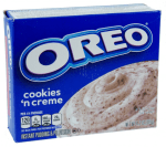 Oreo Cookies n Creme Instant Pudding