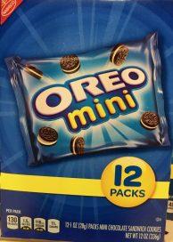 Oreo Mini 12er Pack
