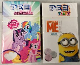 PEZ Little Pony Minion Lose Bonbons