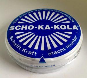 Scho-ka-kola Fliegerschokolade