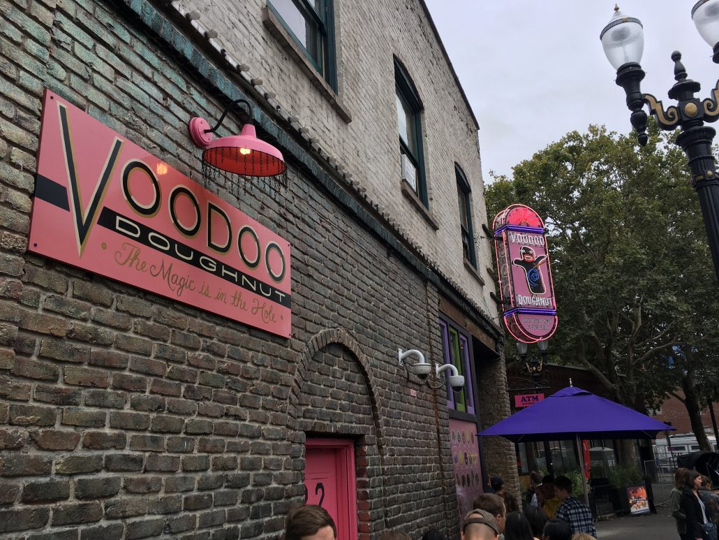 Voodoo Doughnuts Portland 2