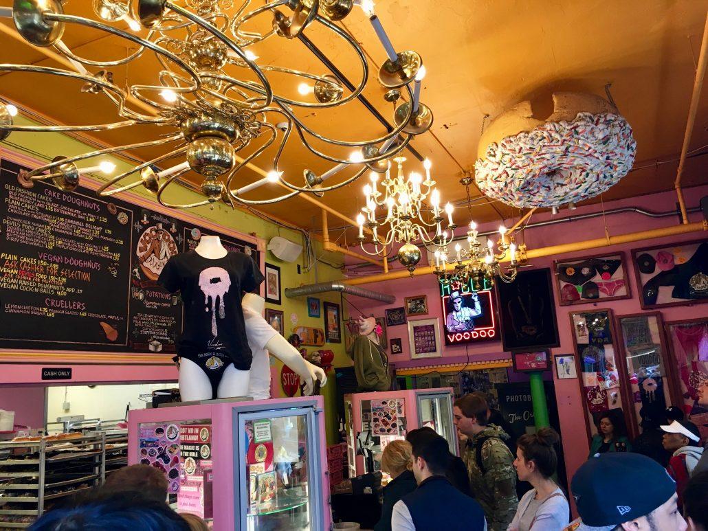 Voodoo Doughnuts Portland 3