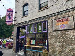 Voodoo Doughnuts Portland Außen