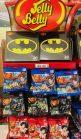 Jelly Belly Display Superheros Batman Superman Superwoman