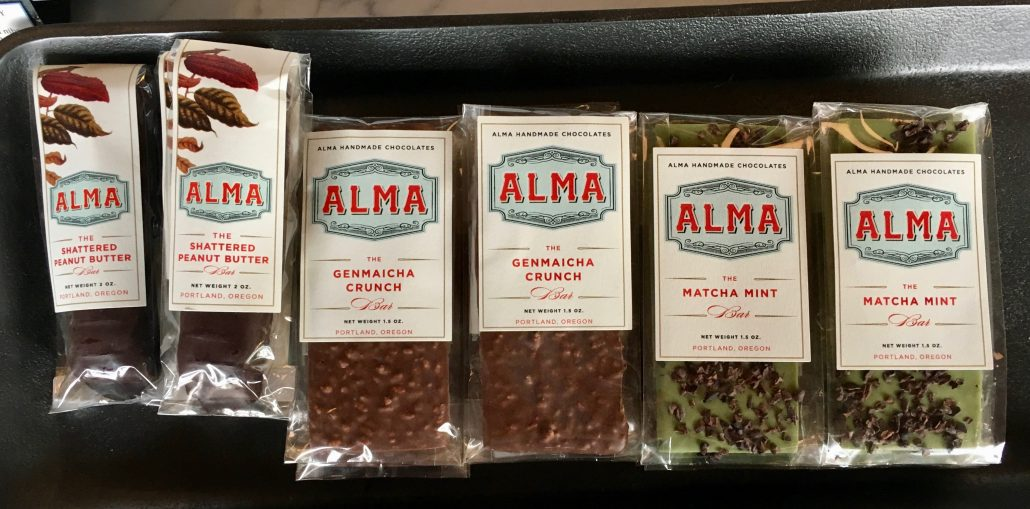 Alma Chocolate