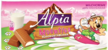 Alpia Mounties