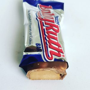 Baby Ruth Nestle Curtiss Candy Kandy Kake Snickers