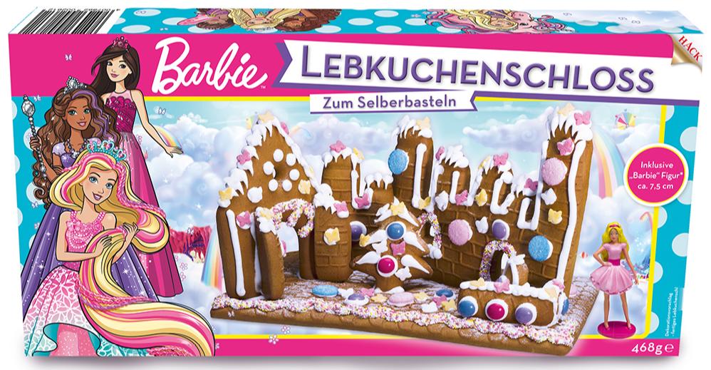 """Lizenzmotiv """"Barbie-Puppe"""": Es gibt sogar Süßigkeiten"""