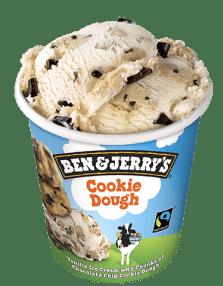 Ben+Jerrys Cookie Dough
