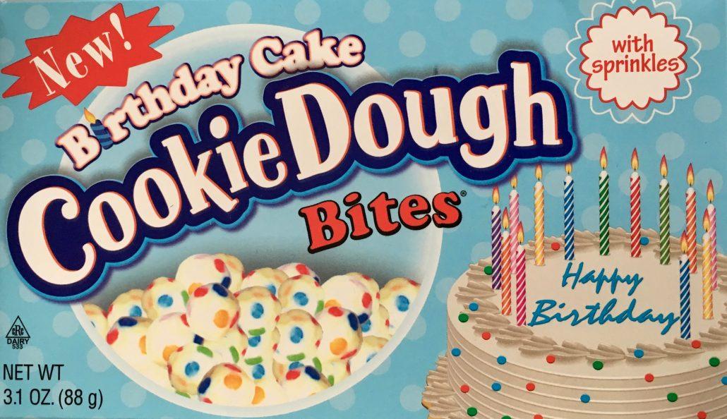 Cookie Dough Birthdaycake