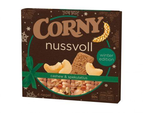 Schwartau Corny nussvoll Cashew Spekulatius Sonderedition