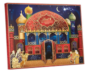 Lindt Adventskalender orientalisch