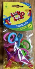 Look-O-Look Bunte Schnuller Schnullies