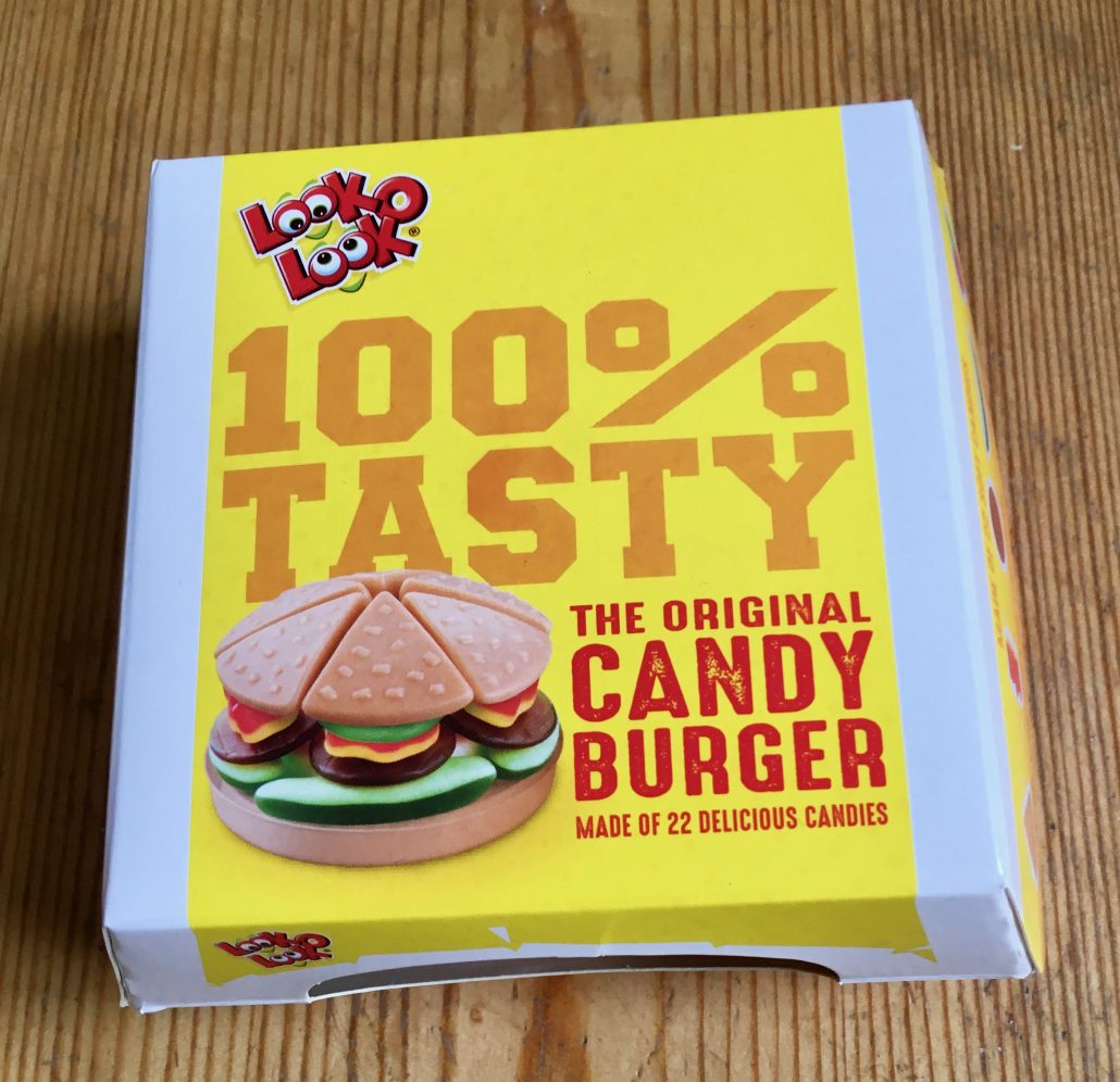 Look-O-Look Candy Burger