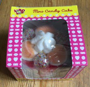 Look-O-Look Mini Candy Cake