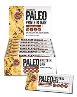 Paleo Protein Bar Cookie Dough