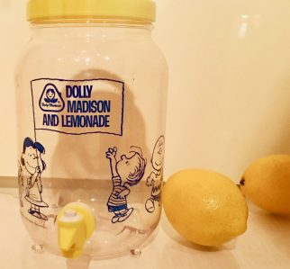 Peanuts Dolly Madison Lemonade