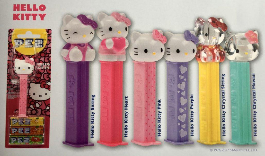 PEZ Hello Kitty Dispenser