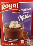 Royal Baking Powder Milka Puddingcreme