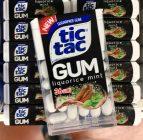Tic Tac Gum Liquorce Ferrero