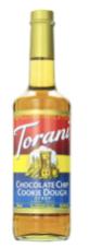 Torani Sirup Chocolate Chip Cookie Dough