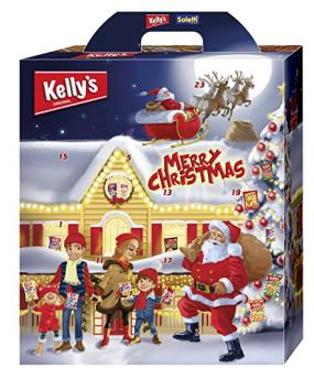 Adventskalender Kellys Chips