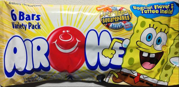 Air Nerds Spongebob