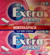 EXTRA Kids Bubble Gum