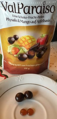 Ferrero ValParaiso Physalis + Mango