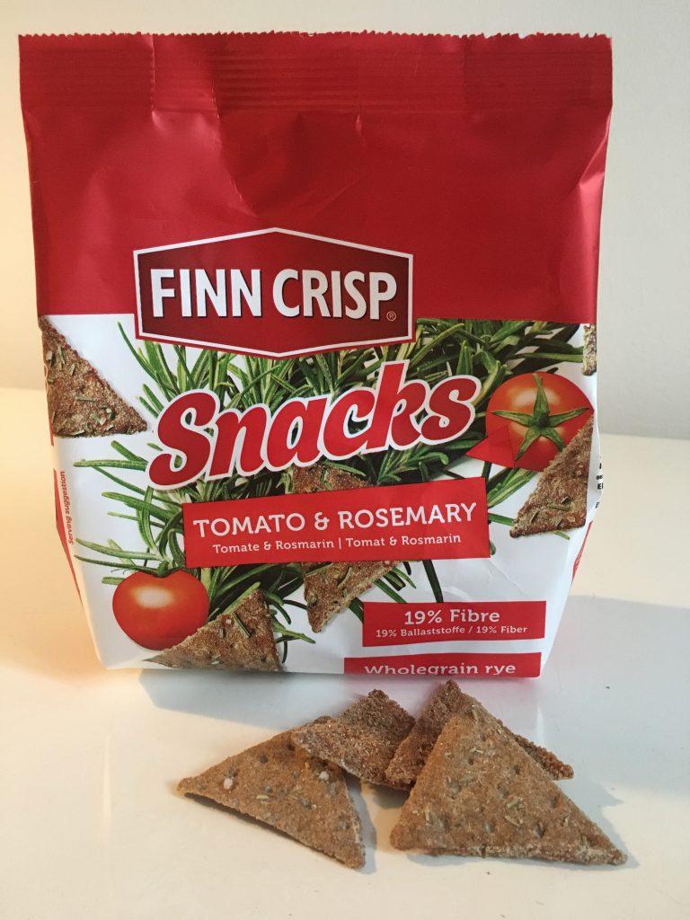 Finn Crisp Snacks Tomate