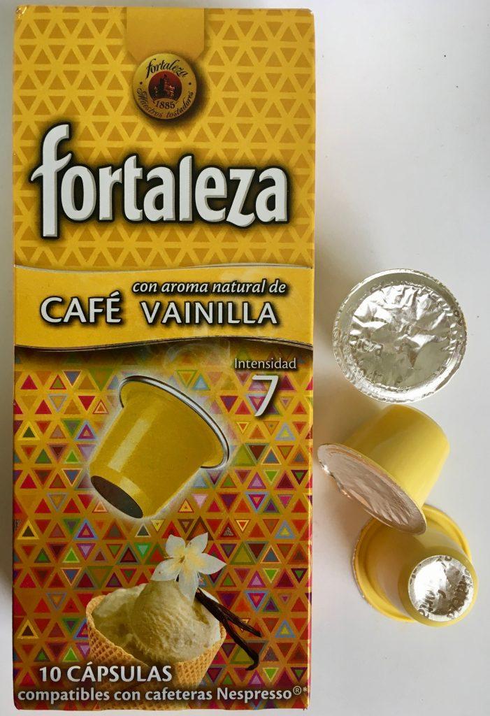 Fortaleza Kapseln Vanilla