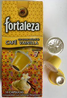 Fortaleza Kapseln Vanille