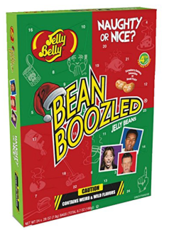 Jelly Belly Adventskalender Bean Boozled