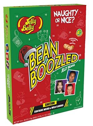 Jelly Belly Adventskalender Bean Boozled