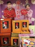 Keksmuster Karton Hong Kong