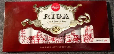Laima Riga Dark Chocolate